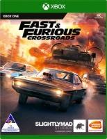 Bandai Namco Games Fast Furious Crossroads