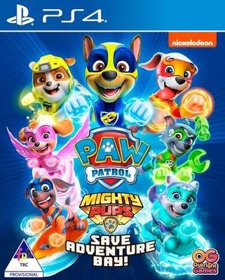 Bandai Namco Games Paw Patrol 2 Mighty Pups Save Adventure Bay