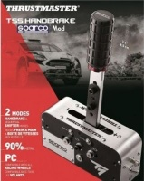 thrustmaster official sparco tssh sequential shifter and computer