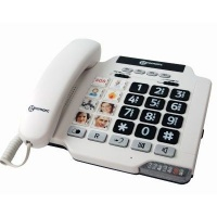 geemarc photophone100 amplified landline telephone 30db cell phone