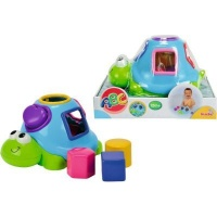 abc floating turtle shape sorter baby toy