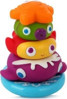 abc stacking friends for bath baby toy