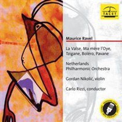 Photo of Maurice Ravel: La Valse/Ma Mere L'oye/Tzigane/Bolero/Pavane/...
