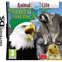 animal life north america nintendo ds game cartridge other game
