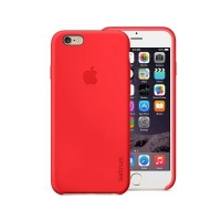 astrum mc100 shell case for iphone 6 red