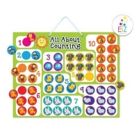 my kids magnet all about counting magnetic board vehicle