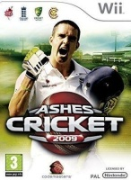 ashes cricket 2009 nintendo wii other game