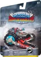 skylanders superchargers vehicles crypt crusher gaming merchandise