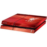 official liverpool fc original playstation 4 console skin ps4 accessory
