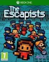 the escapists xbox one blu ray disc