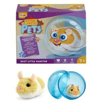 addo pitter patter pets busy little hamster electronic toy