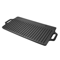afritrail dual bbqgriddle pan camping