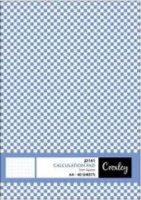 croxley jd141 a4 calculation pad 5mm squares 40 pages 10 other