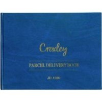 croxley jd4160 parcel delivery book 96 pages 10 other