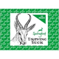 springbok jd202 a4l drawing books 24 pages 20 other