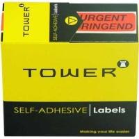 tower instruction labels urgentdringend