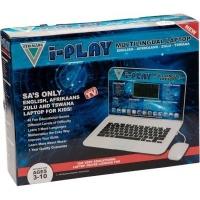 verimark i play multilingual laptop blue electronic toy