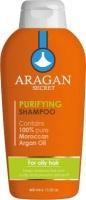 aragan secret purifying shampoo for oily hair shaving