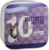 protect a bed quiltguard mattress protector single bath towel