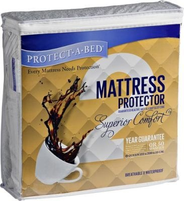 Photo of Protect-A-Bed Superior Comfort Mattress Protector