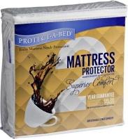protect a bed superior comfort mattress protector 3 quarter bath towel
