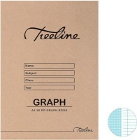 treeline graph books a4 36 pages of 25 other