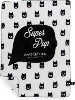 dogs life super pup blanket black blanket