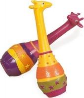 btoys jambo ree giraffe maracas musical toy