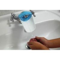 4akid water tap extender blue bath potty