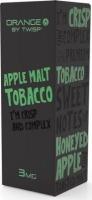 apple twisp malt tobacco 3mg flavour 50ml health product