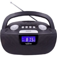 ultra link portable bluetooth fm radio media player accessory