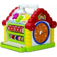 jeronimo nuovo activity house shape sorter baby toy
