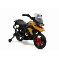 jeronimo bolt motorbike orange black baby toy