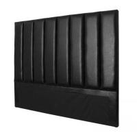 fine living bennedict headboard king black pu living room furniture