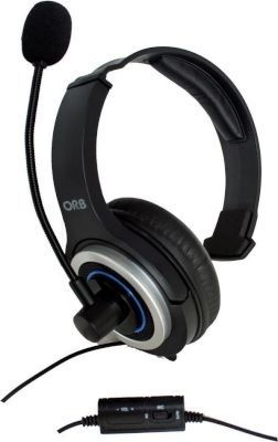 Photo of ORB Elite Wired Chat Headset for PS4