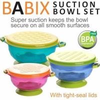 babix suction bowl set feeding