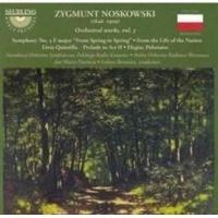 zygmunt noskowski orchestral works music cd