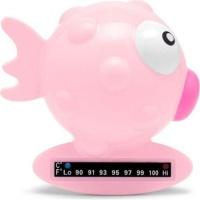 chicco bath thermometer globe fish pastel pink bath potty