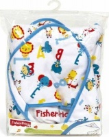 fisher price hooded towel bath potty