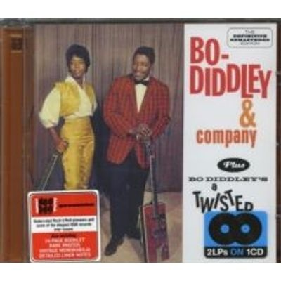 Photo of Bo Diddley Companybo Diddleys A Twister