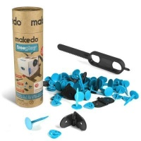 makedo kit for 1 65 pieces craft supply