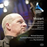 mozart idomeneo overture and ballet music music cd