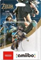 amiibo breath of the wild zelda link rider gaming merchandise