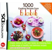 1000 cooking recipes from elle a table digital nds