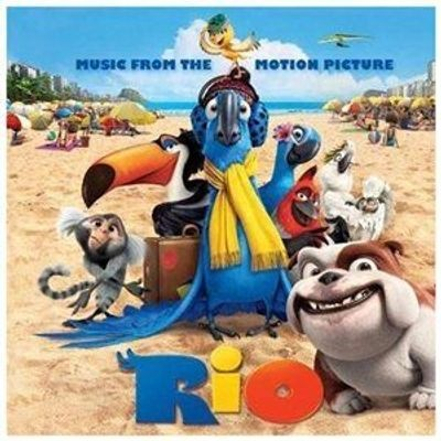 Photo of Rio: Music From The Motion Picture CD