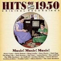 hits of 1950 music music cd