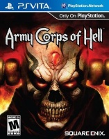 army corps of hell playstation vita