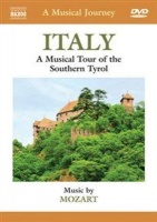 a musical journey italy southern tyrol dvd music cd