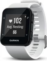 garmin forerunner 35 gps running watch white gp