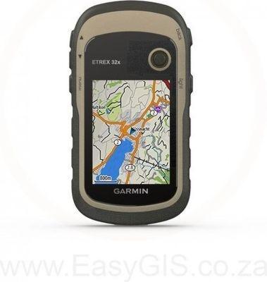 Photo of Garmin Etrex 32X Topoactive Africa Handheld GPS GPS